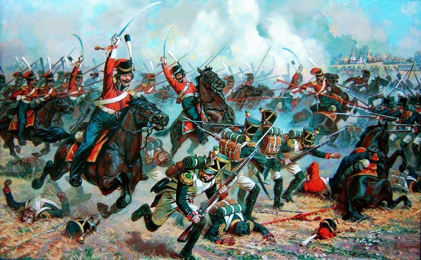 Бородины тулалдаанд олзлогдсон орос цэрэг байгаагүй...
