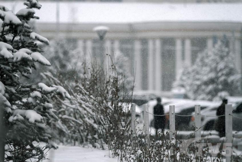 Улаанбаатарт өдөртөө 3 хэм хүйтэн