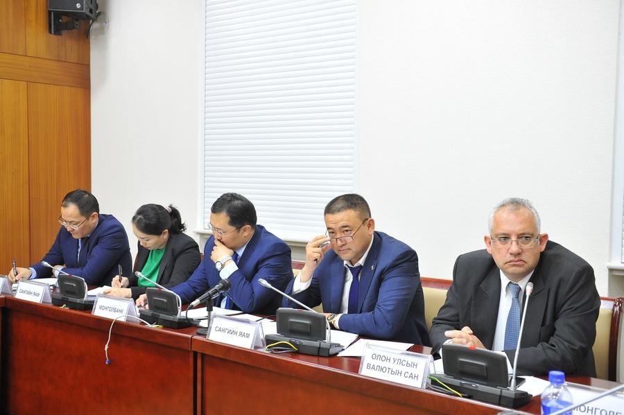 Монголын эдийн засагт